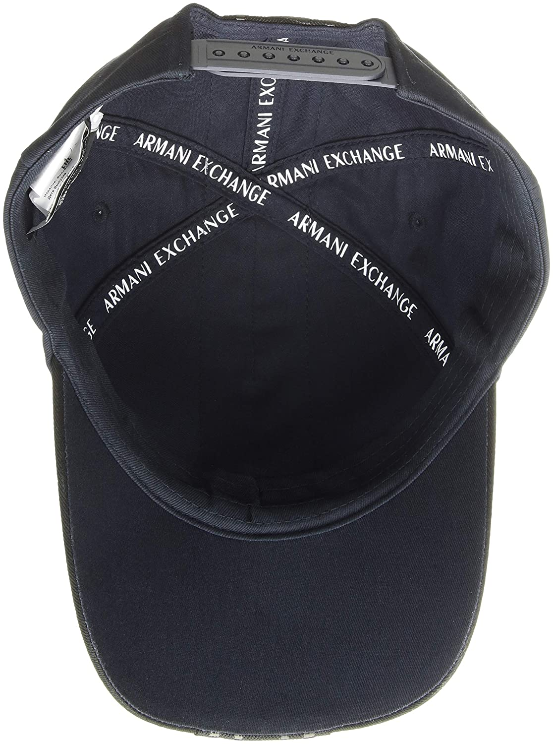 ARMANI EXCHANGE UOMO CAPPELLO CON VISIERA BASEBALL 954047 8A310 unica blu   Amazon.it  Abbigliamento 5046dcace139