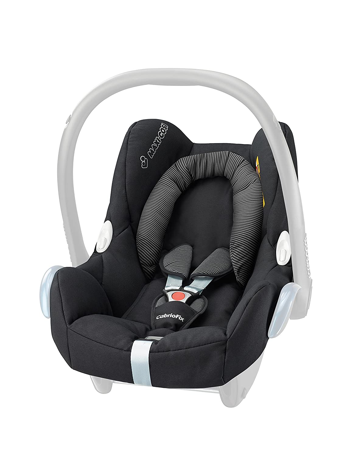maxi cosi cabriofix seat cover black raven. Black Bedroom Furniture Sets. Home Design Ideas