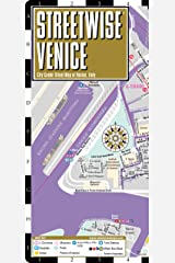 Streetwise Venice Map - Laminated City Center Street Map of Venice, Italy (Michelin Streetwise Maps) Map