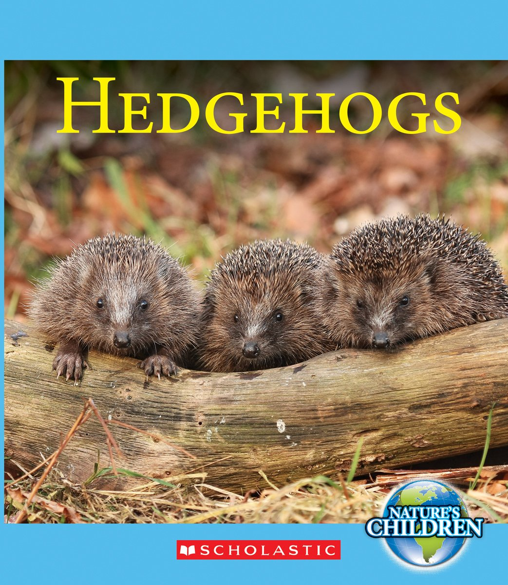 Buy Nature's Children: Hedgehogs (Library Edition) Book Online at Low  Prices in India | Nature's Children: Hedgehogs (Library Edition) Reviews &  Ratings ...
