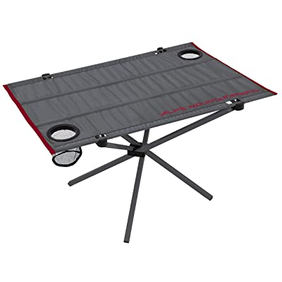 ALPS Mountaineering Simmer Table, Salsa/Charcoal, One Size: Sports & Outdoors