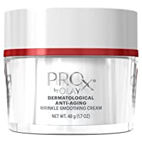 Wrinkle Cream by Olay Professional ProX Wrinkle Smoothing Cream Anti Aging 1.7 Oz Packaging may Vary