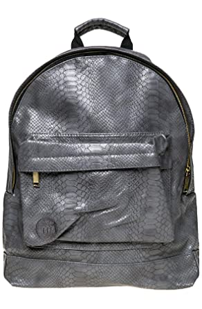 a61421f5244 Mi-Pac Women's Python Backpack One Size Grey: Amazon.co.uk: Clothing
