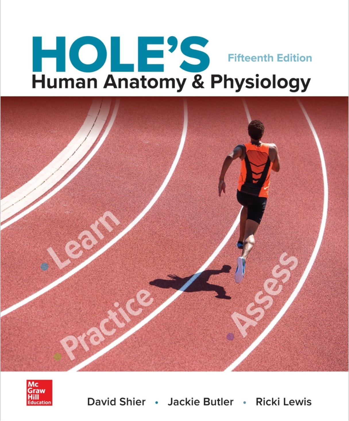 Holes\'s Human Anatomy & Physiology 15th: Shier: 9781259864568 ...