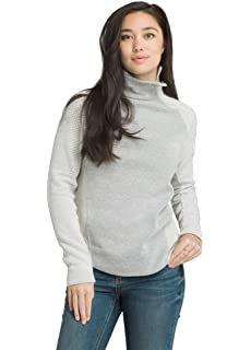 Sweatwater Womens Long Sleeve Cut Out Shoulder Pullover Oversize T-Shirt Sweatshirts