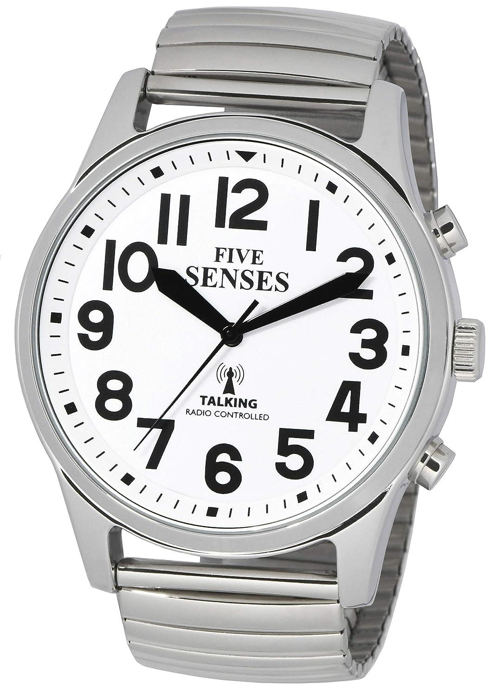 Atomic English Talking Watch 5 Senses Jumbo Size 43 mm