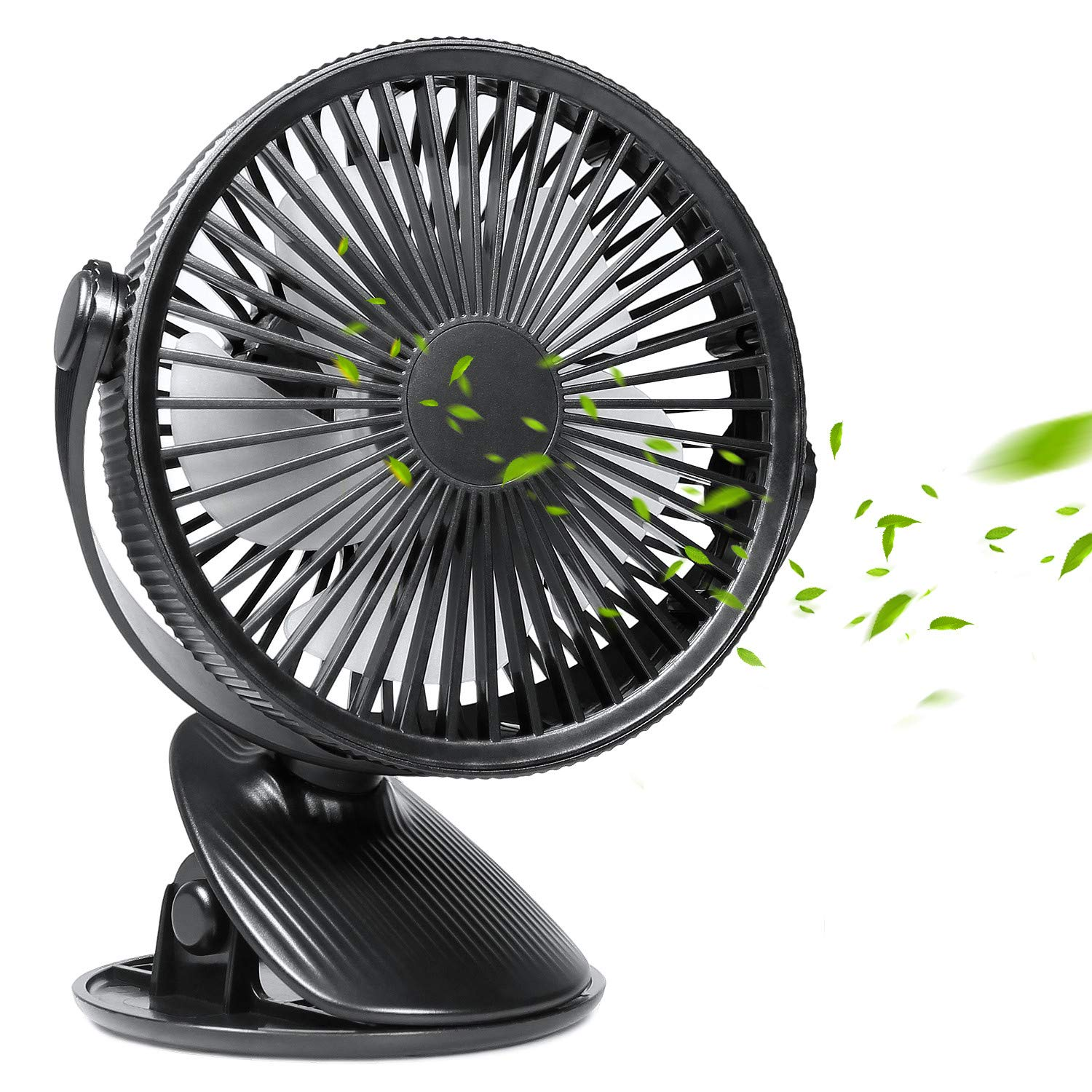 Un mini ventilateur USB