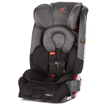 amazon com diono radian rxt all in one convertible car seat for rh amazon com Graco Booster Car Seat Manual Safety First Car Seat Manual