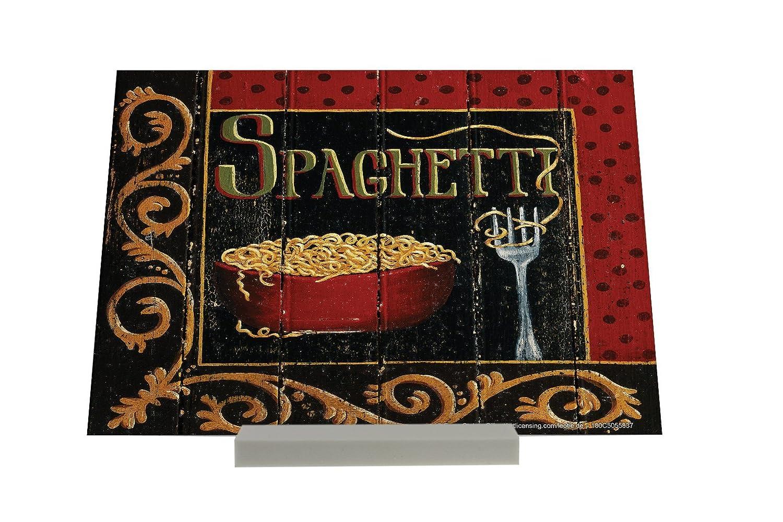 Soporte Fotografias Retro Espagueti Adornos placa horquilla Letrero Decoración: Amazon.es: Hogar