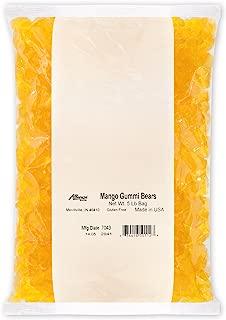 product image for Albanese Confectionery Mango Gummi Bears, 5 Pound Bag