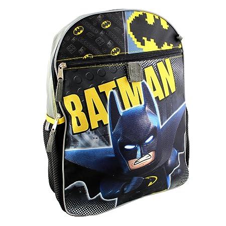 Amazon.com: Lego Batman - Mochila escolar (5 piezas)), LBCF552YT