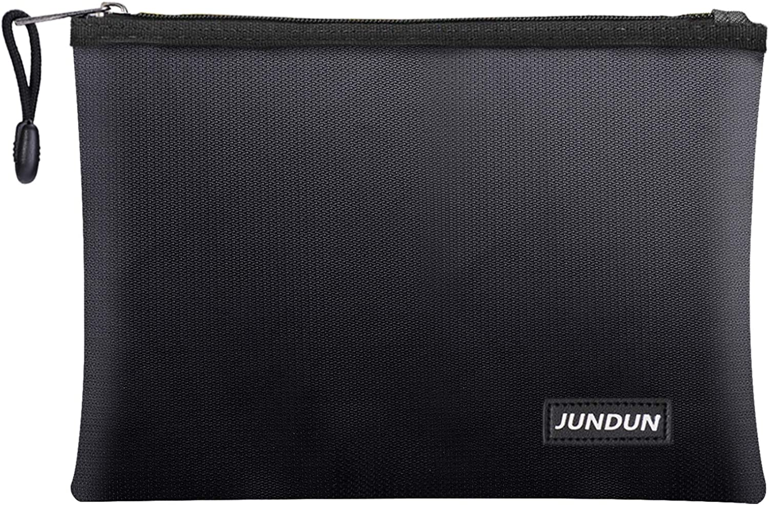 JUNDUN Fireproof Documents Money Bag