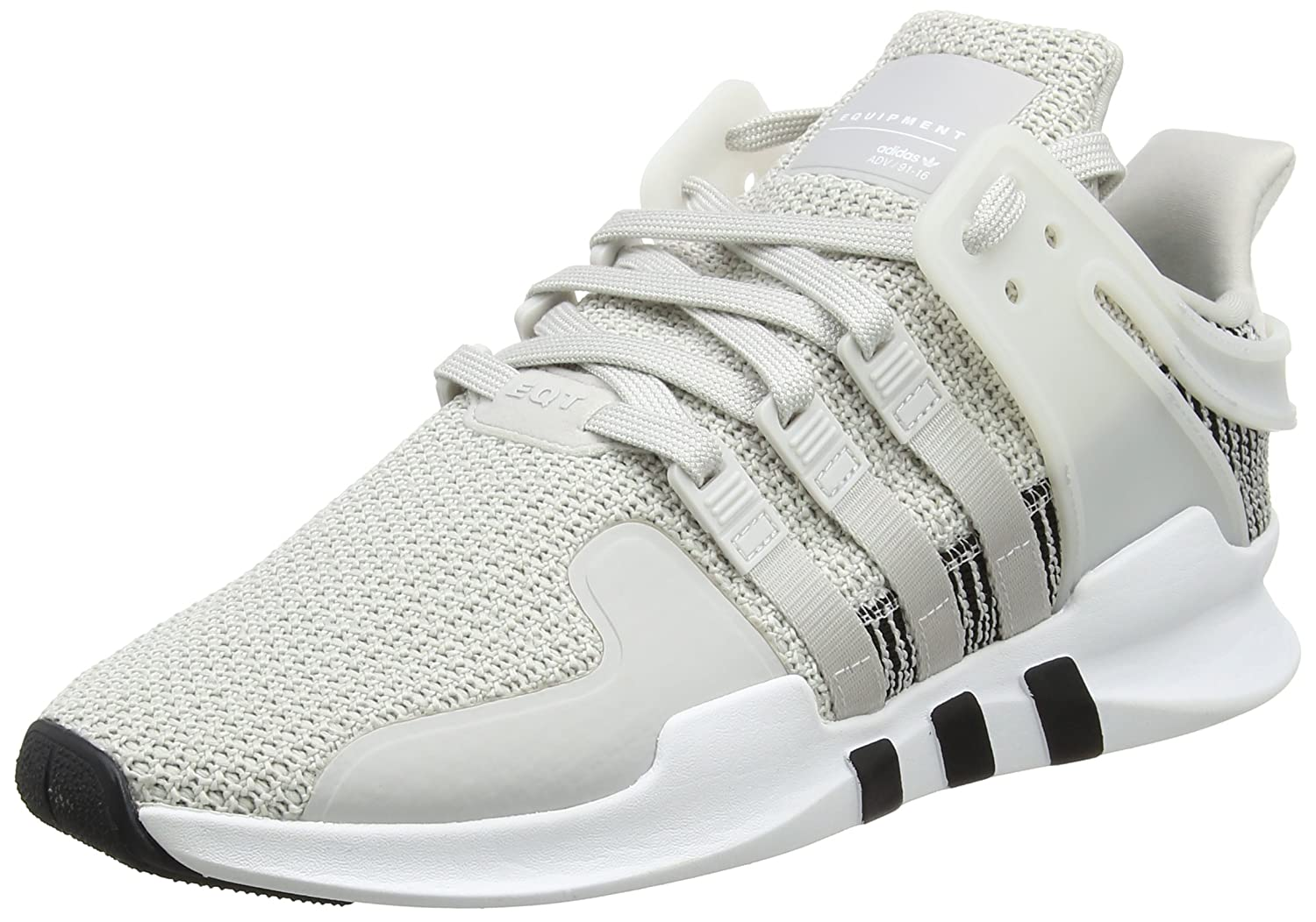 newest 272b2 de65e Amazon.com  Adidas Equipment Running Support Mens Sneakers White  Track   Field  Cross Country