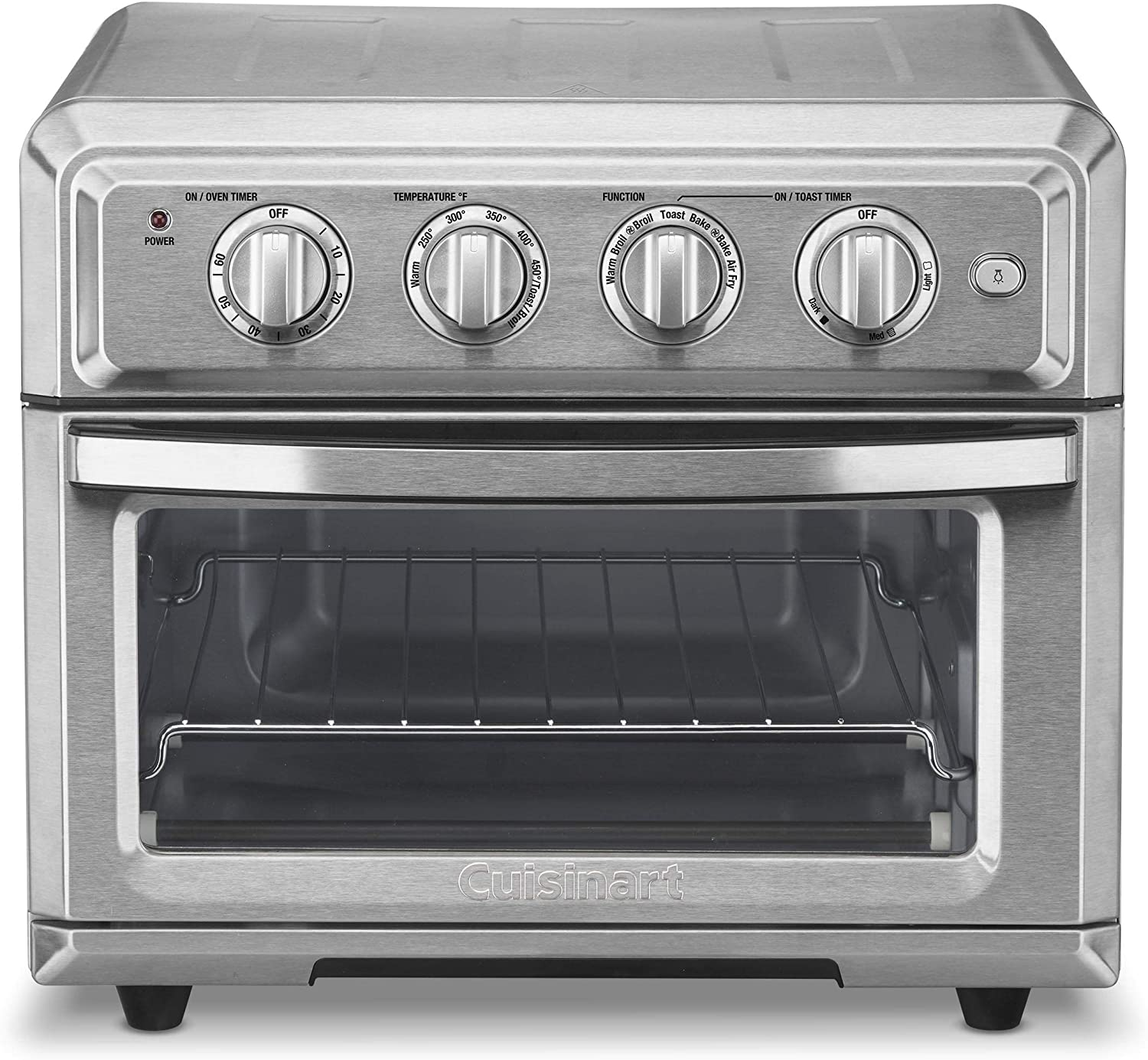 Cuisinart TOA-60 Convection Toaster Oven with Airfry