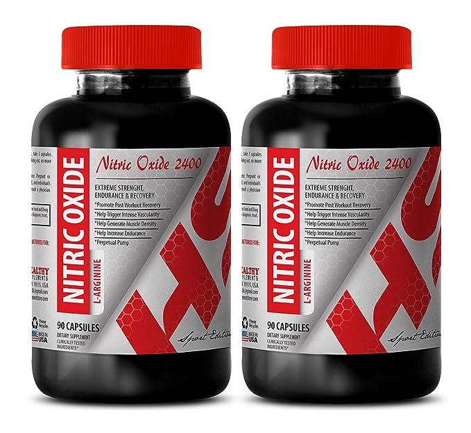 el oxido nitrico sirve para bajar de peso