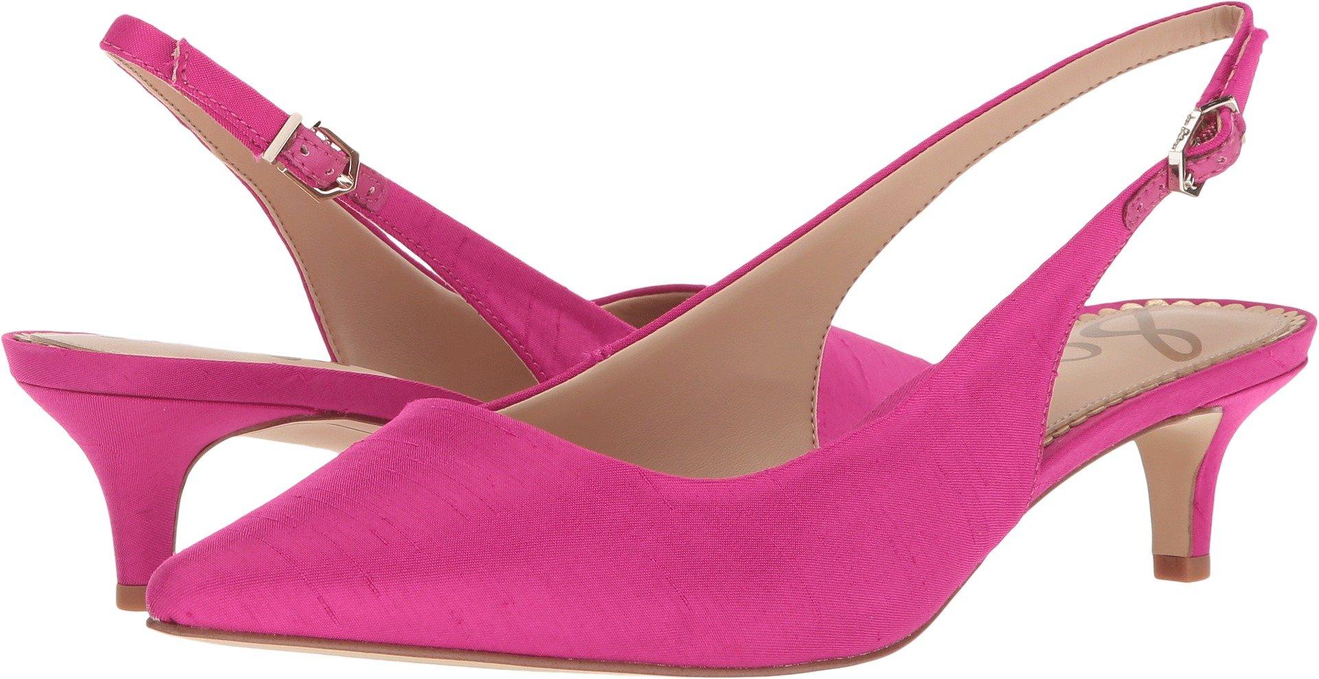 Sam Edelman Women's Ludlow Pump, Pink Magenta, 8 Medium US
