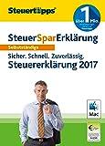 SteuerSparErklärung 2018 für Selbstständige - Mac-Version (für Steuerjahr 2017) [Download]