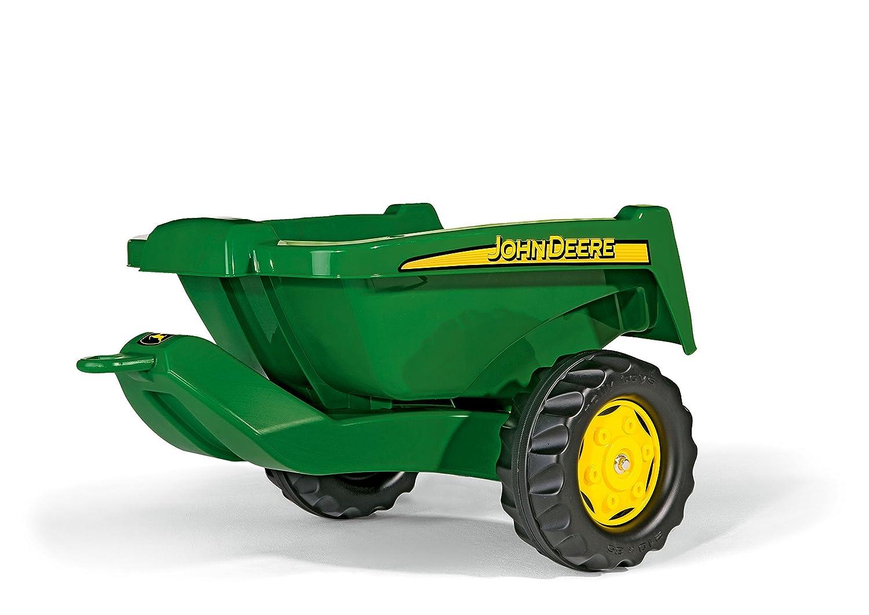 John Deere Trettraktor Anhänger - rollyKipper II John Deere