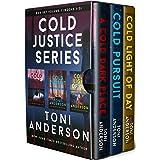 Cold Justice Series Box Set: Volume I: FBI Romantic Suspense