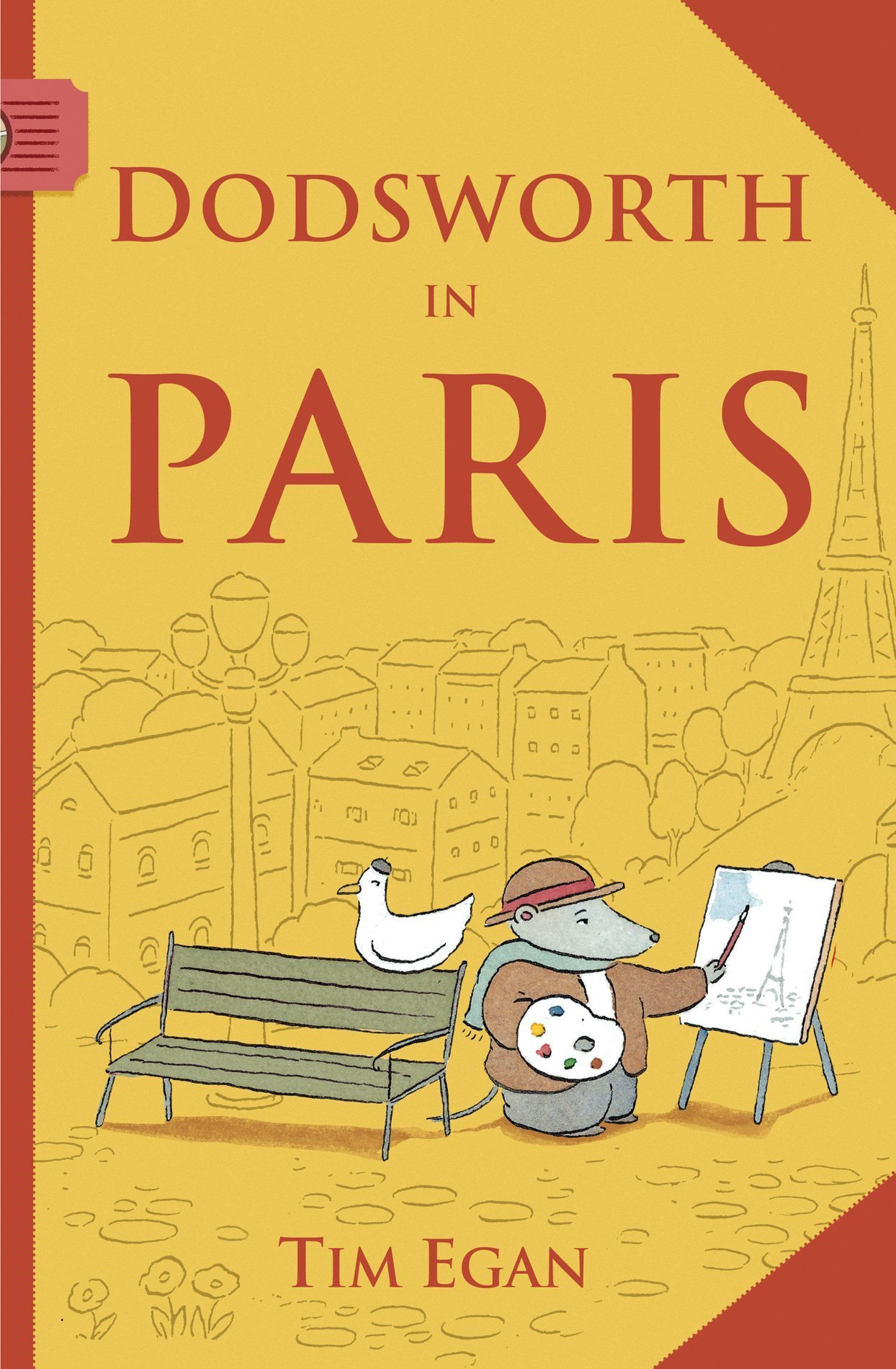 Read Online Dodsworth in Paris (A Dodsworth Book) PDF