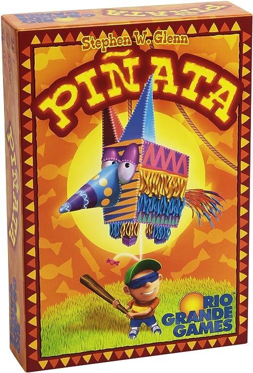 Río Grande - Piñata Juego de Mesa: aa.vv.: Amazon.es: Juguetes y ...