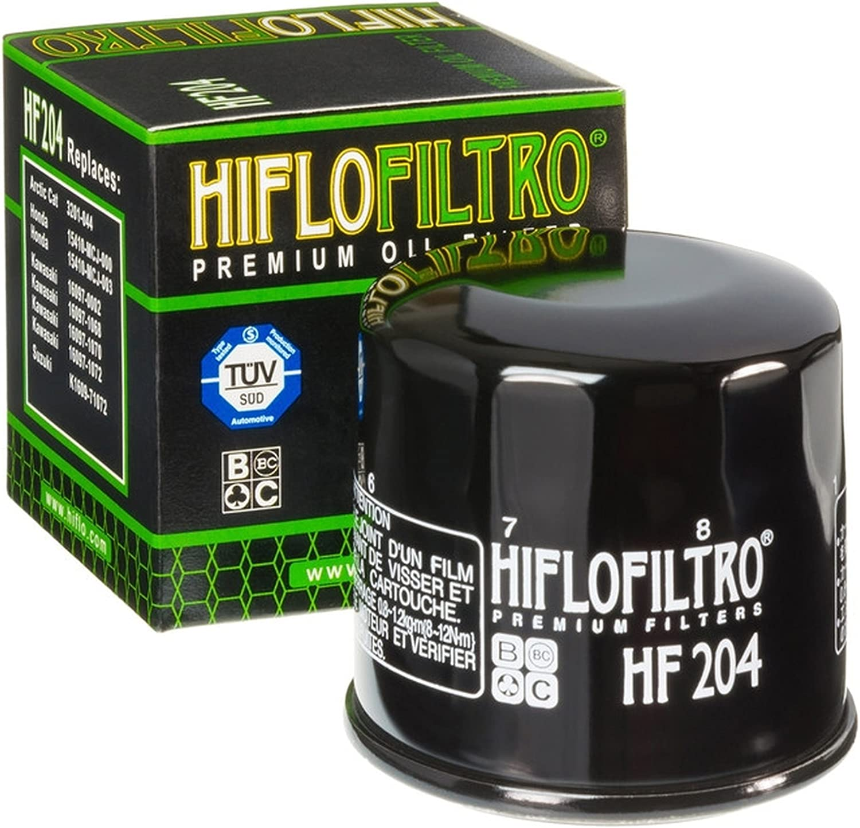 3x /Ölfilter Street Triple 675 ABS 2013-2015 Hiflo HF204