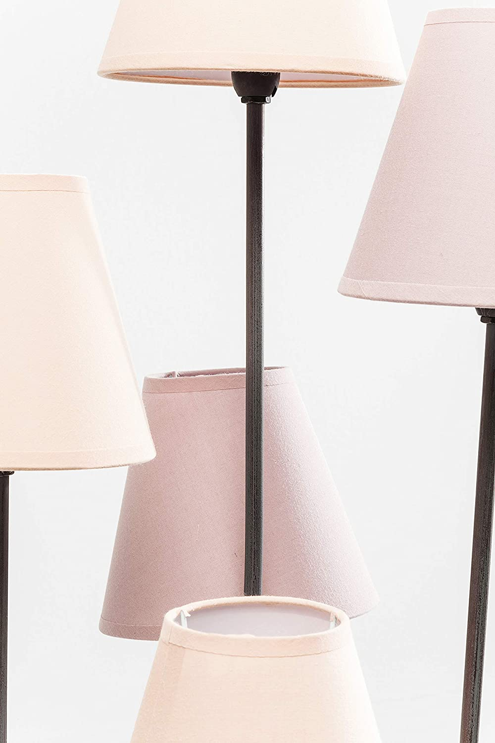 stehlampe pink trendy papier steh leuchte mm asia lila stand lampe japan licht sule papierlampe. Black Bedroom Furniture Sets. Home Design Ideas