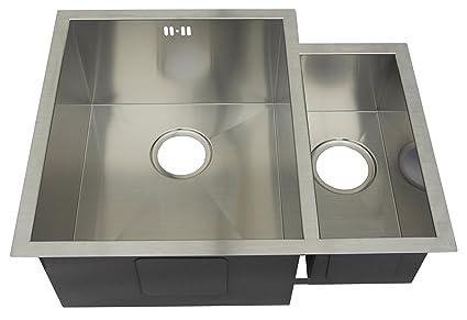 Vasca Da Cucina In Acciaio : Fatto alla palmare. raggio 10 mm lavello di cucina in acciaio inox
