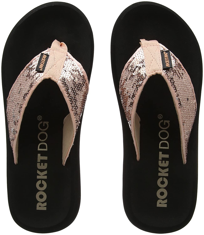 2e1ab8512 Rocket Dog Women s s Spotlight Flip Flop  Amazon.co.uk  Shoes   Bags