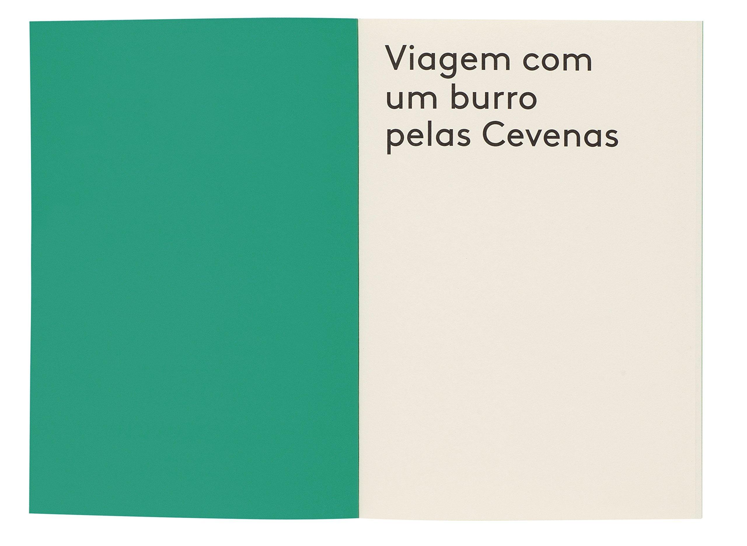 Viagem Com Um Burro Pelas Cevenas (Em Portugues do Brasil): Robert Louis Stevenson: 9788569002147: Amazon.com: Books