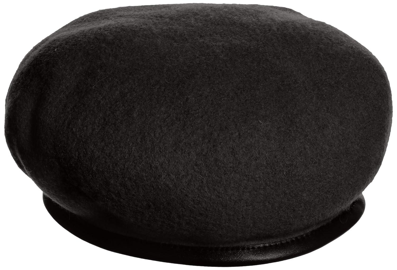 Amazon | (ウィゴー)WEGO(ウィゴー) パイピングベレー BR16AU09-LG0028 ブラック F | ベレー帽 通販