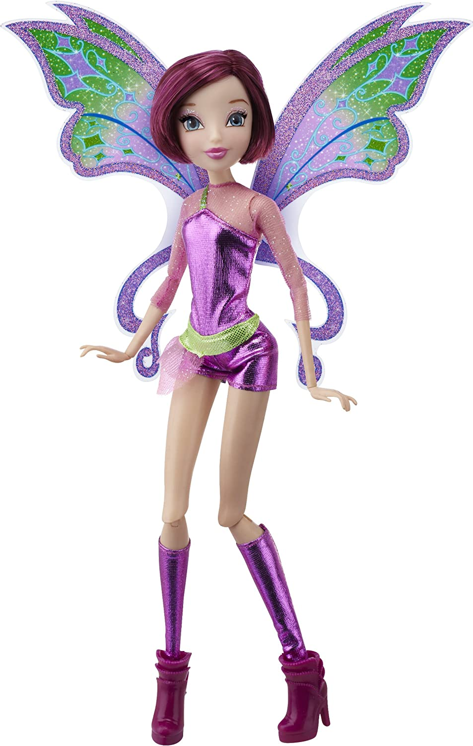 Amazon Com Winx 11 5 Deluxe Fashion Doll Believix Tecna Toys Games