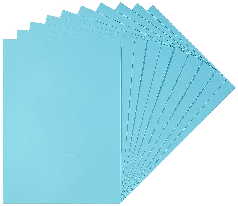 50/x 70/cm, 10/unidades color marr/ón Herlitz 227108/ /Cartulinas