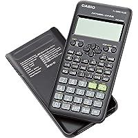 Casio FX-82ES PLUS-2 - Calculadora científica, 252 funciones, 11 x 77 x 162 mm negro
