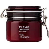 Elemis Lime & Ginger Salt Glow Body Scrub, 490g