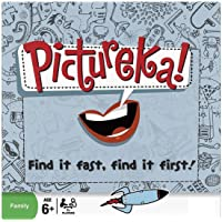 Happy GiftMart Pictureka Family Board Game Fun TOU Multi Player