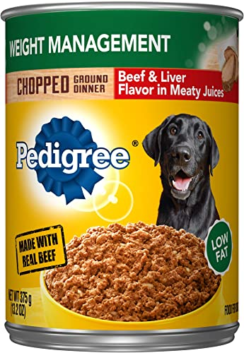Pedigree Weight Management Adult Dry Wet Dog Food