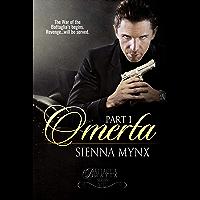Omerta: Book One (Battaglia Mafia Series 8)
