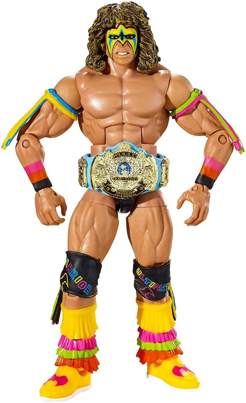 WWE Wrestling Elite Kollektion Hall of Fame Ultimate Krieger 6