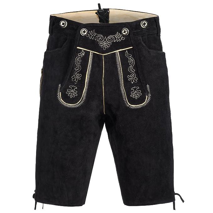 a532f7a8741f1 Gaudi-Leathers Pantalones para Hombre  Amazon.es  Ropa y accesorios