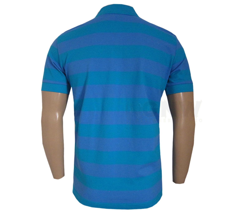 59f2e5095 HUGO BOSS MEN'S GR FIPES STRIPE POLO T-SHIRT S,M,L,XL,XXL (Medium, Blue):  Amazon.co.uk: Clothing