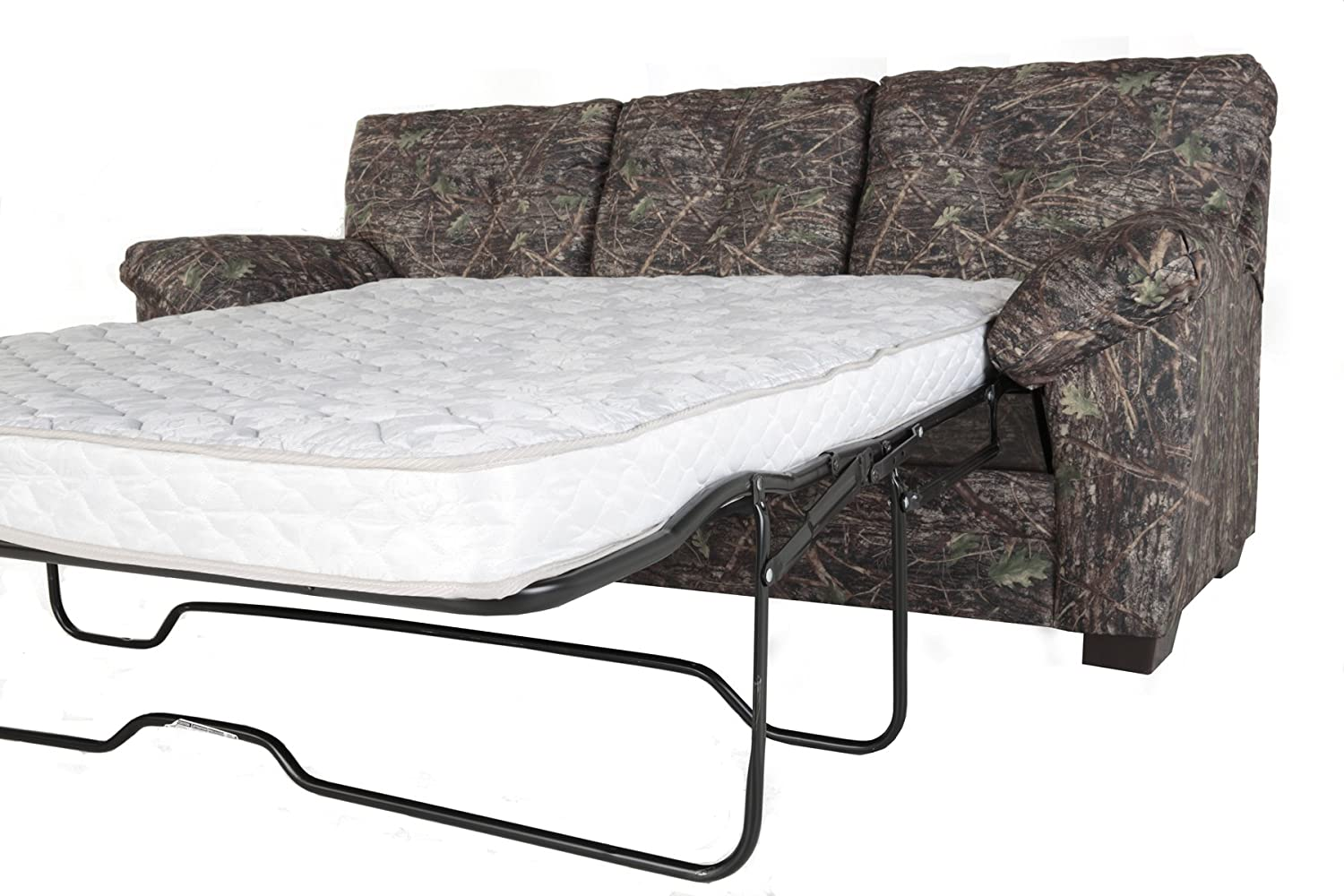 Amazon com american furniture classics camouflage sleeper sofa kitchen dining