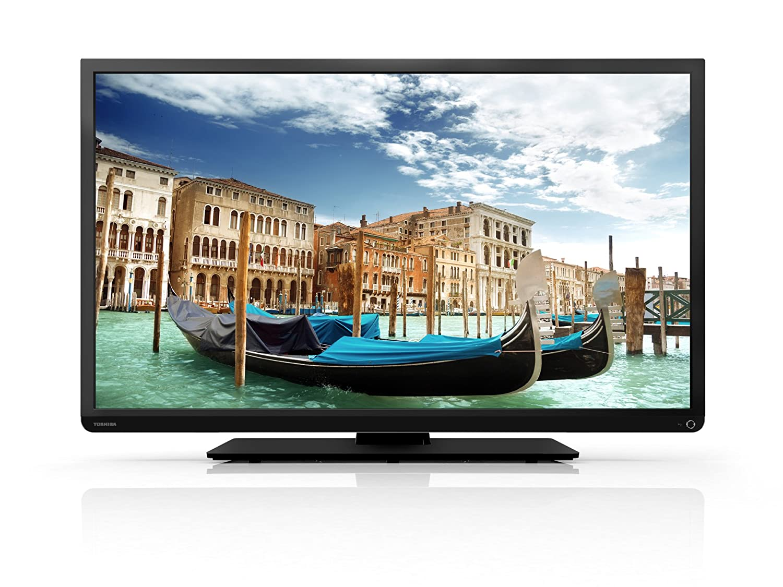 Toshiba 40l1333b 40 Inch Full Hd Led Television 300cd M2 1920 X Tv Diagram Movement Color Remote 1080 8ms Black