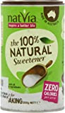 Natvia 100 % Natural Sweetener Canister 200 g (Pack of 1)