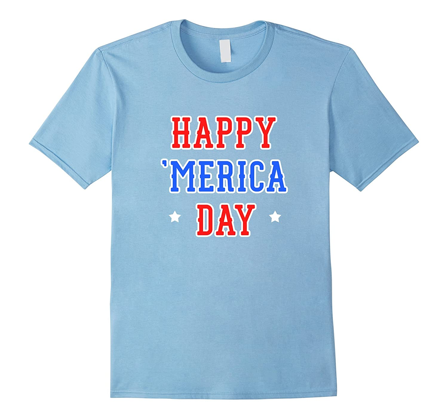fa751908 4th of July Clothing for Men Women Funny Merica T-Shirt-PL – Polozatee