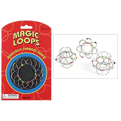 "Toysmith Magic Loops Toy, 4"": Toys & Games"