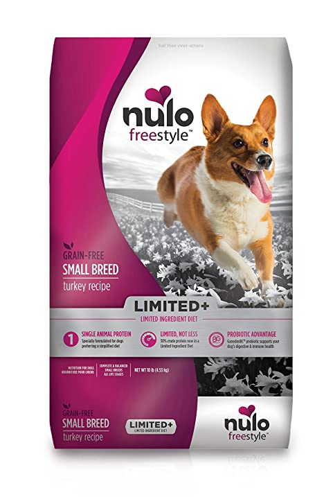 Amazon nulo all natural dog food freestyle limited plus grain nulo all natural dog food freestyle limited plus grain free puppy adult small breed forumfinder Gallery