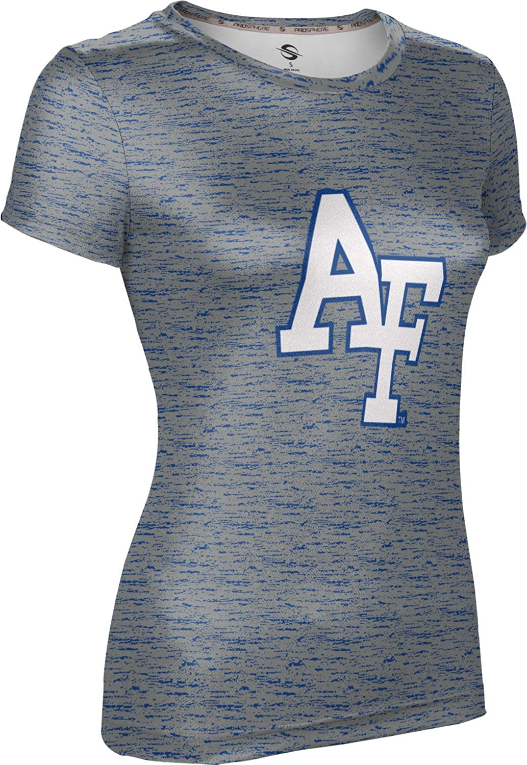 a3644051bc5 U.S. Air Force Academy T-Shirt - Licensed Collegiate Women s Micro-Poly  Fabric Apparel
