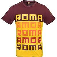 AS Roma Amor,Tee Shirt , Roma Red