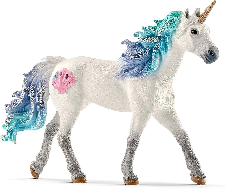 Stallion Schleich Toy Schleich Rainbow Unicorn